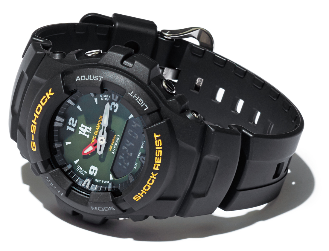 G-SHOCK ×HYSTERIC GLAMOUR